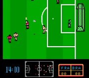 Cheats for AV Soccer NES