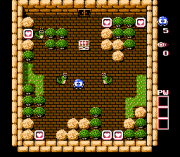 Cheats for Adventures of Lolo 2 NES