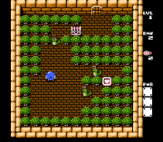 Cheats for Adventures of Lolo 3 NES