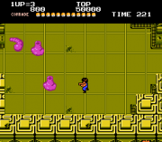 Cheats for Alien Syndrome NES