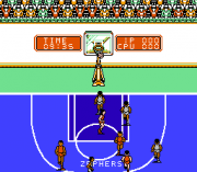 Cheats for All-Pro Basketball NES