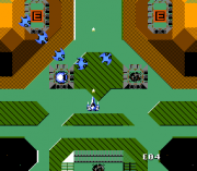 Cheats for Alpha Mission NES