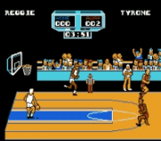 Cheats for Arch Rivals NES