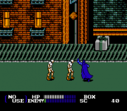 Cheats for Batman Returns NES