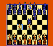 Cheats for Battle Chess NES
