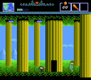 Cheats for Battle of Olympus NES