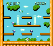 Cheats for Bubble Bobble Part 2 NES
