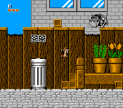 Cheats for Chip 'n Dale Rescue Rangers NES