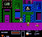 Cheats for Cool World NES