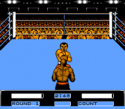 Cheats for George Foreman's KO Boxing NES