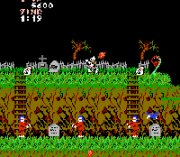 Cheats for Ghosts 'N Goblins NES