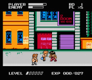 Cheats for Mighty Final Fight NES