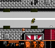 Cheats for Mission Impossible NES