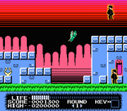 Cheats for Monster Party NES