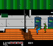 Cheats for P.O.W. – Prisoners of War NES