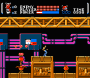 Cheats for Power Blade NES