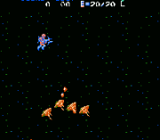 Cheats for Section Z NES