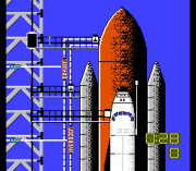 Cheats for Space Shuttle Project NES