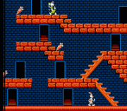 Cheats for The Bugs Bunny Crazy Castle NES