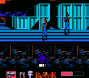 Cheats for The Punisher NES