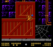 Cheats for Tom & Jerry NES