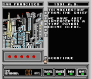 Cheats for Where in Time is Carmen Sandiego NES