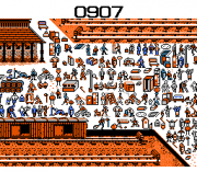 Cheats for Where's Waldo NES