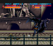 Cheats for Batman Returns SNES