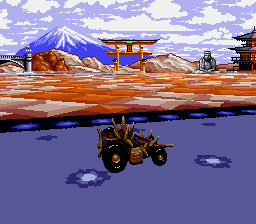 Cheats for Battle Cars SNES