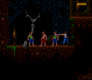 Cheats for Blackthorne SNES