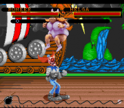 Cheats for Clay Fighter SNES