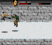 Cheats for Cliffhanger SNES