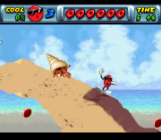 Cheats for Cool Spot SNES