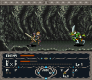 Cheats for Dragon View SNES
