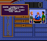 Cheats for Family Feud SNES