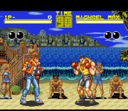 Cheats for Fatal Fury SNES