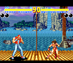 Cheats for Fatal Fury 2 SNES