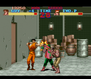 Cheats for Final Fight Guy SNES