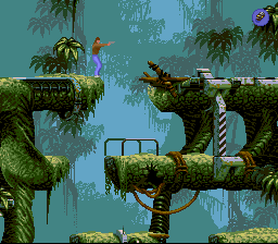 Cheats for Flashback – The Quest for Identity SNES