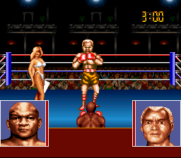 Cheats for George Foreman K.O. Boxing SNES