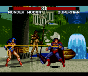 Cheats for Justice League Task Force SNES