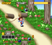 Cheats for Kid Klown in Crazy Chase SNES