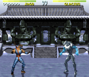 Cheats for Killer Instinct SNES