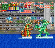 Cheats for King of the Monsters 2 SNES