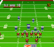 Cheats for Madden NFL '96 SNES