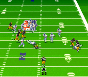 Cheats for Madden NFL '97 SNES