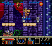 Cheats for Magic Sword SNES