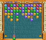 Cheats for Magical Drop 2 SNES