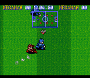 Cheats for Megaman's Soccer SNES