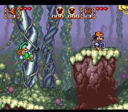 Cheats for Mickey to Donald – Magical Adventure 3 SNES